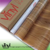 2m x 67cm Nocce Rosales Wood Sticky Backed Vinyl (346-8068)
